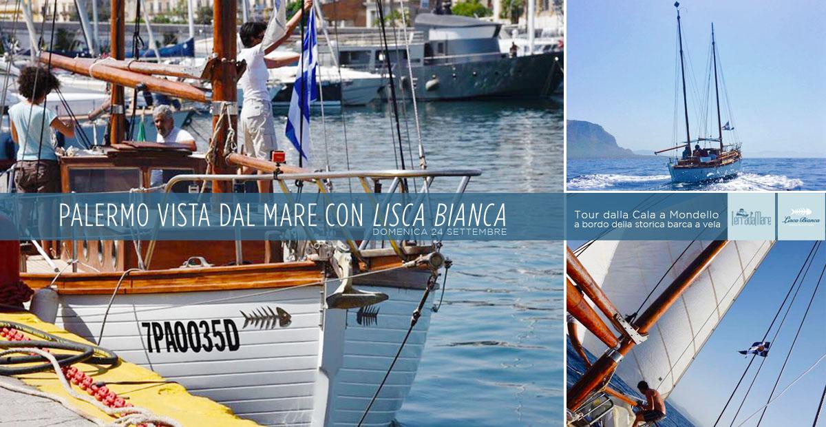 24 settembre Palermo vista dal Mare con Lisca bianca (1)