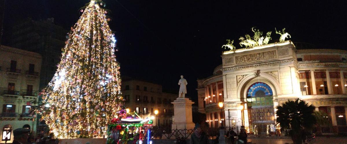 Albero di Natale Palermo
